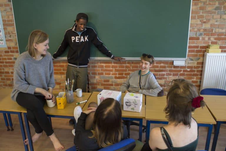 EGU - erhvervsgrunduddannelse