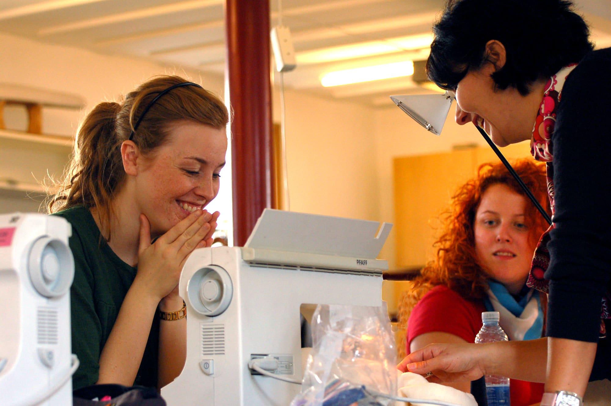 Tekstil kursus - Lær at forny og forbedre tøj