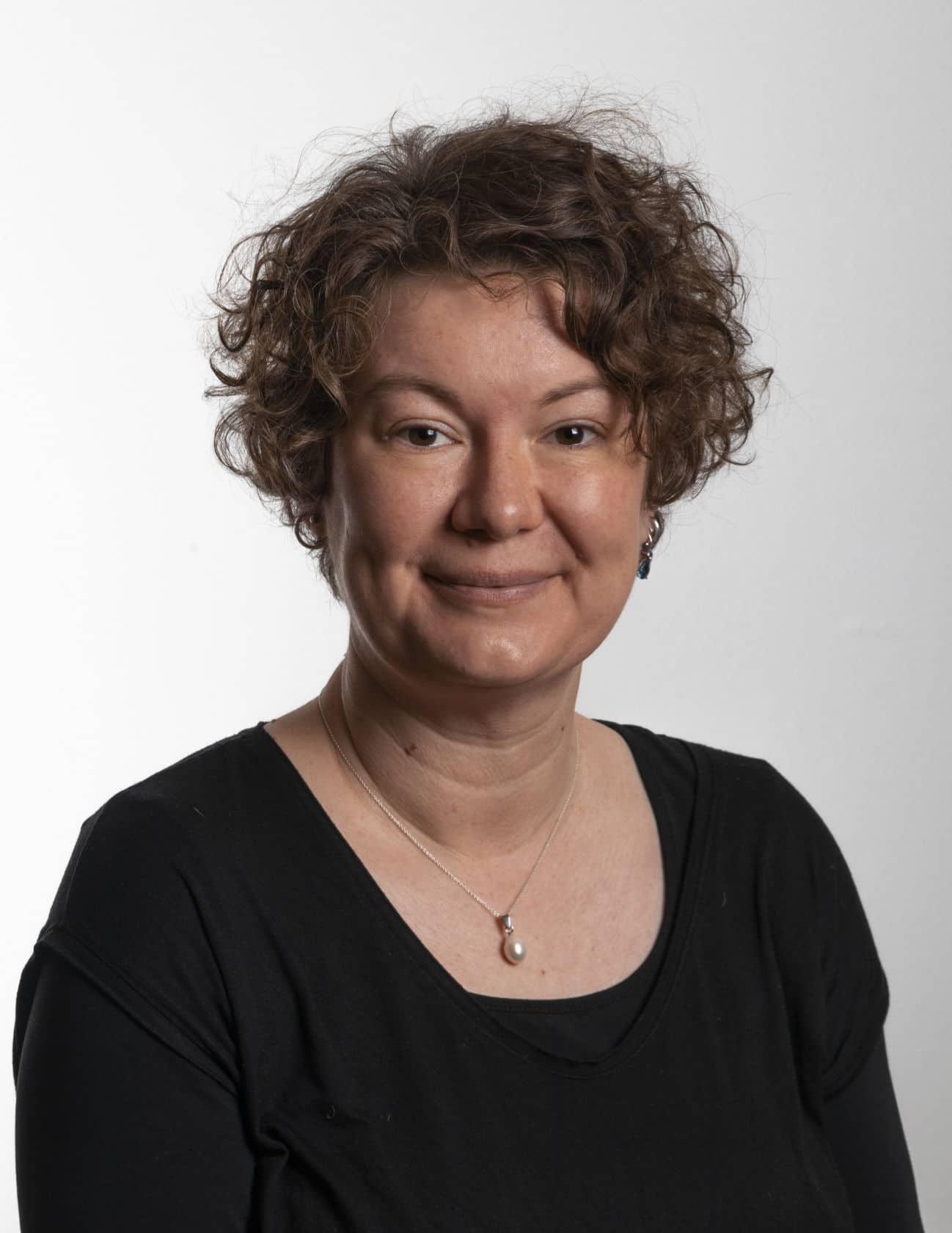 Janni Olesen - forfatter og underviser i skriveværksted og litteratur