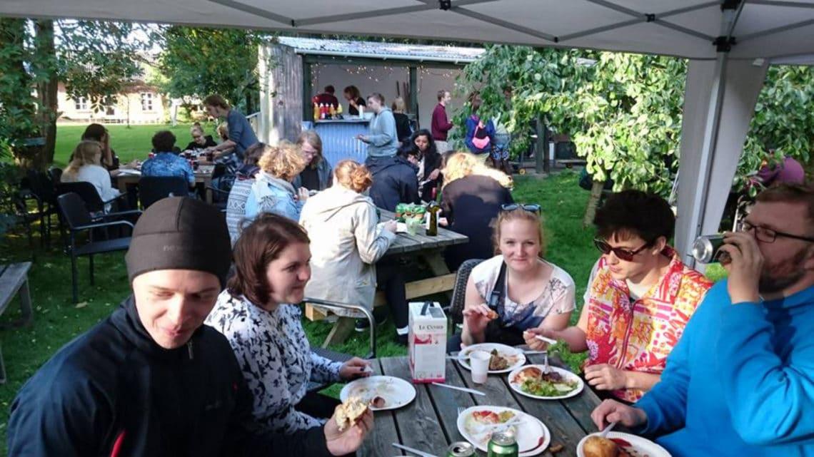 Gammel elev weekend - elevforeningen