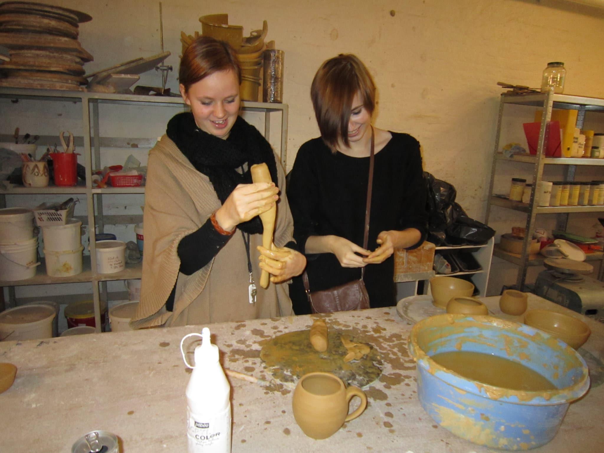keramik kursus nordjylland