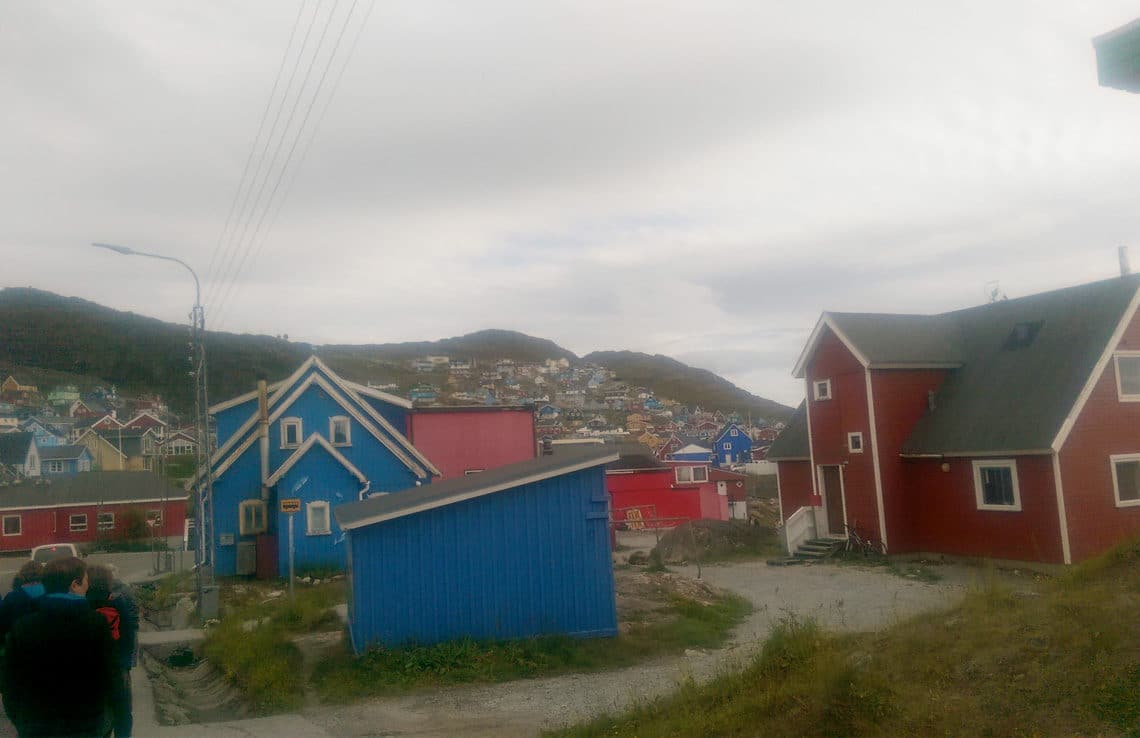 Grønland Pia S