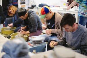Keramik og drejeteknik - Lær at lave keramik på drejeskive