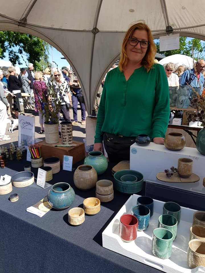 Cille Colberg - Underviser i Keramik og drejeteknik