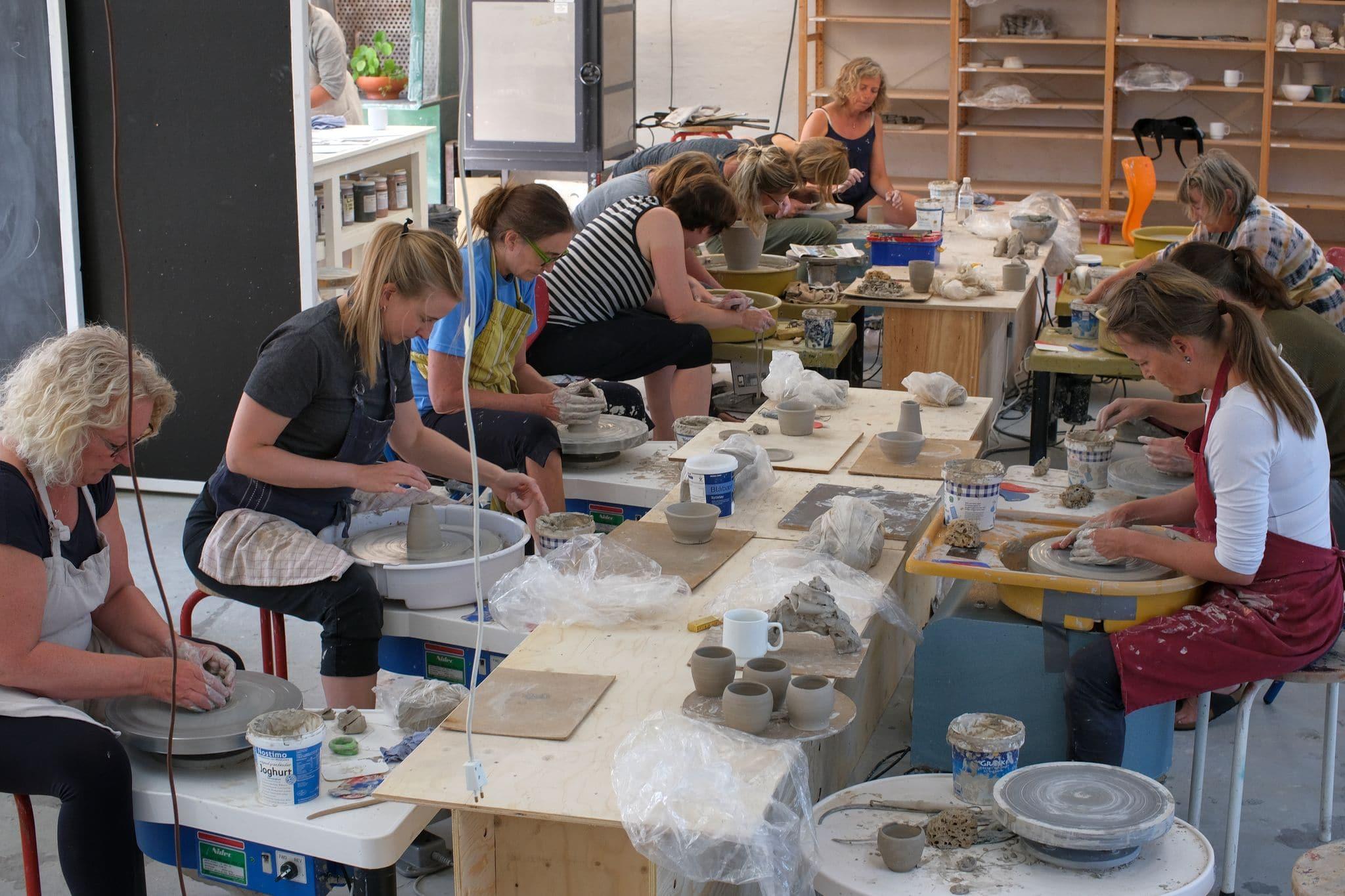 Klassisk keramik - For alle der vil lære nyt