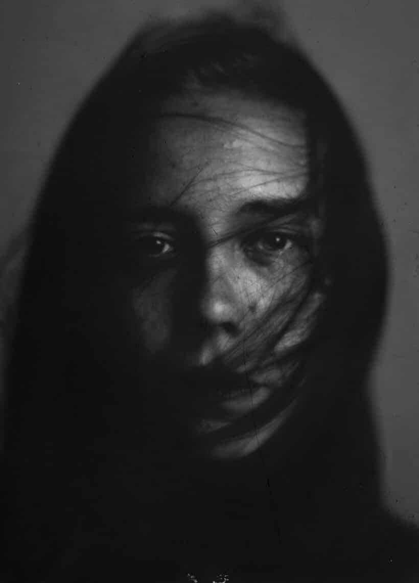 Portræt taget af Emil Schildt