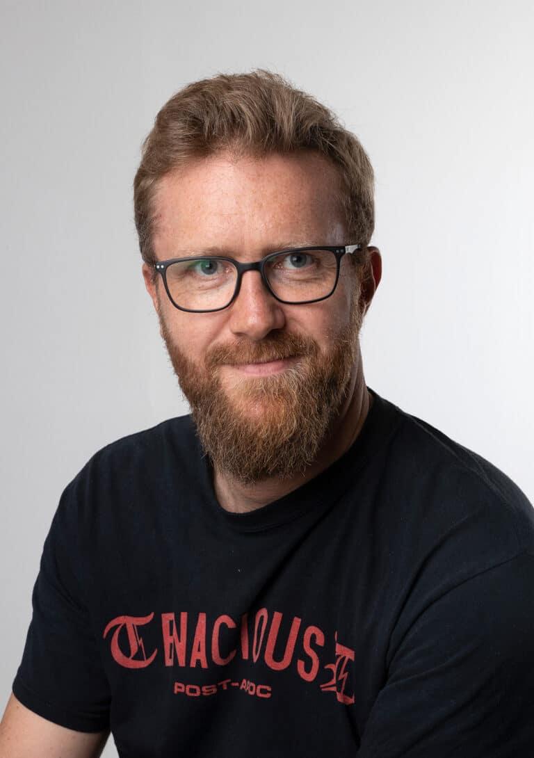 Anders HU - Underviser på Vrå Højskole