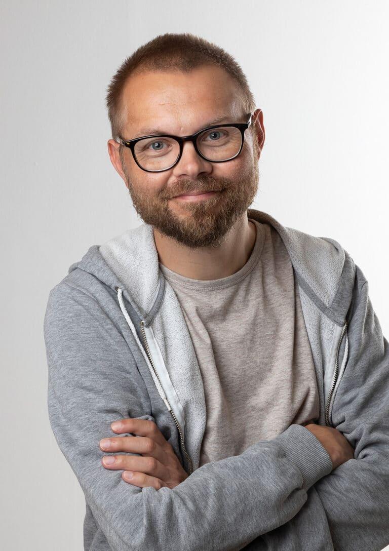 Morten Søndergaard - Underviser på Vrå Højskole