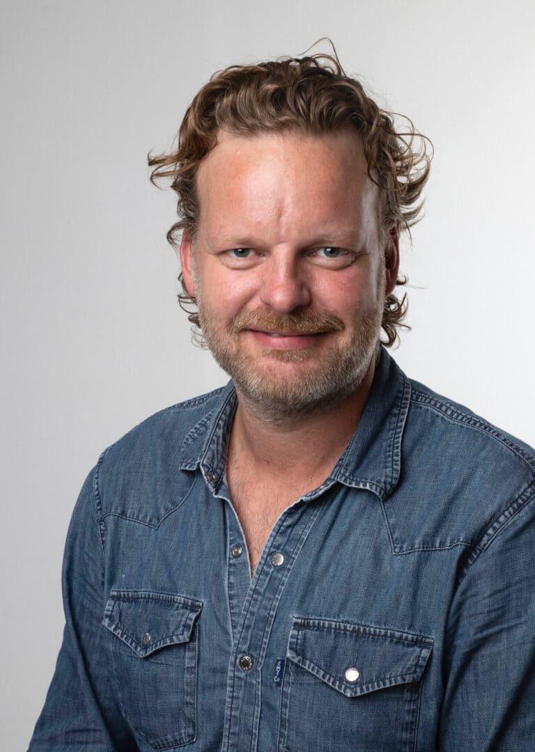 Jimmy Guldbæk - musik lærerportræt