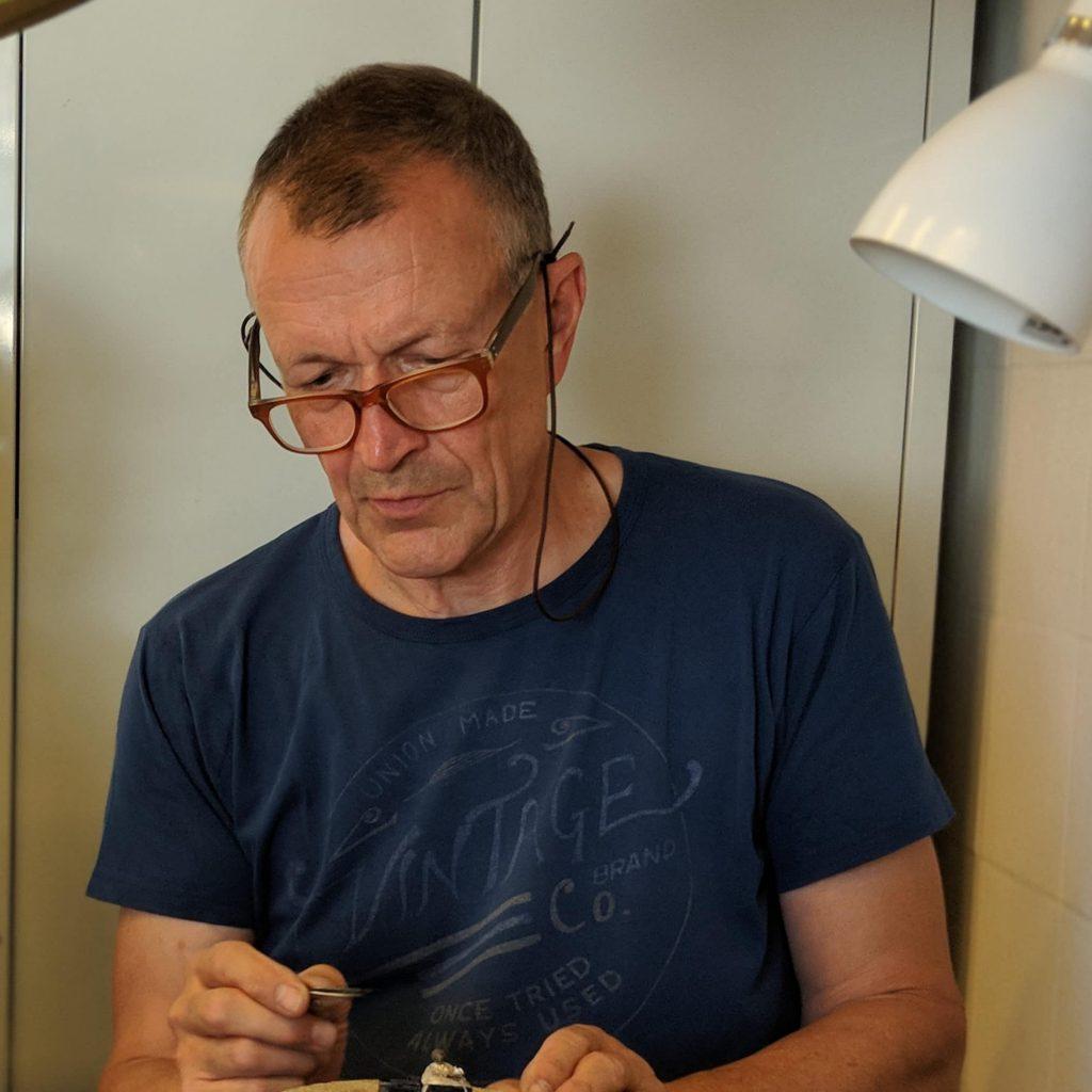 Underviser Peter Eskildsen