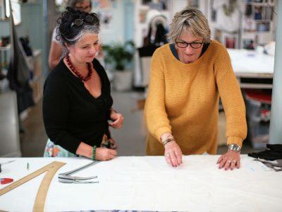 Tøj design tekstil kursus